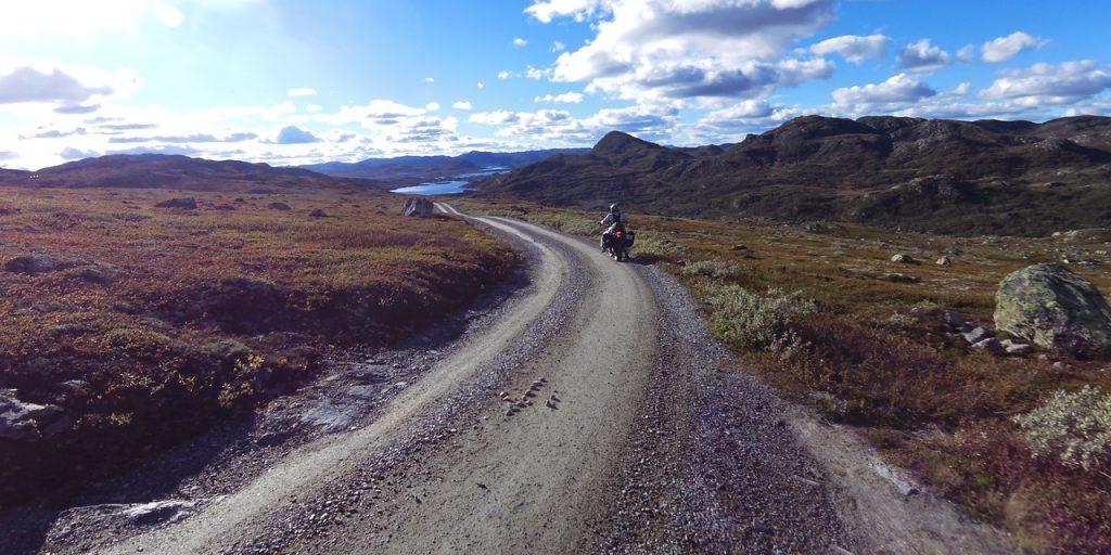 Dead end near Rjukan